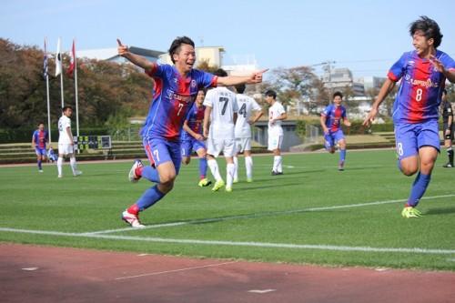 FC東京U-18が2年連続ベスト4進出…安部柊斗のゴールで神戸U-18に勝利/Jユース杯準々決勝