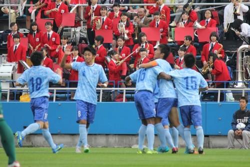 桐光学園が小川航基の2発で市立東に勝利…2年ぶり9回目の全国出場が决定