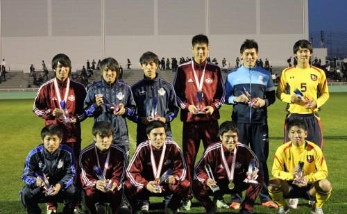 MVPは早稲田大DF金澤拓真、ベストイレブンには明治大FW和泉竜司らが選出/関東大学リーグ1部