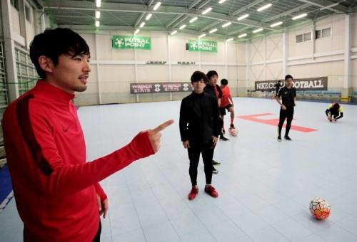 フットサル日本代表・星翔太が語る「WINNER STAYS」攻略法