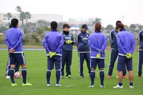 U-22代表候補が神奈川合宿を開始、名古屋DF佐藤ら5選手の追加招集も発表
