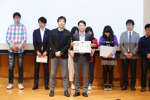 Jリーグトラッキングデータコンテスト、最優秀賞はランニングアプリ『サポラン』