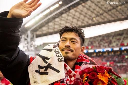 浦和のために全力で走った鈴木啓太「下手だけどそれだけは負けない」