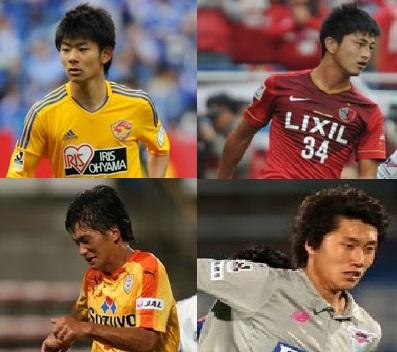茂木駿佑が開幕スタメン、鎌田大地はUー22代表候補に選出…2015J1高卒ルーキー