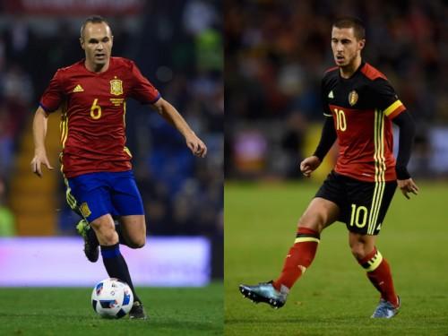 パリ・テロ事件拠点のベルギー、スペインとの代表親善試合を中止に
