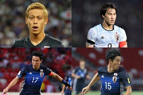 2015年のハリルジャパン、出場メンバーの6割が高校サッカー部出身選手