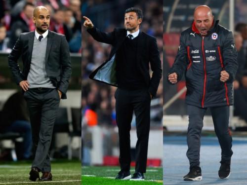 FIFAが男子最優秀監督賞の最終候補を発表…バルサのエンリケ監督ら3名