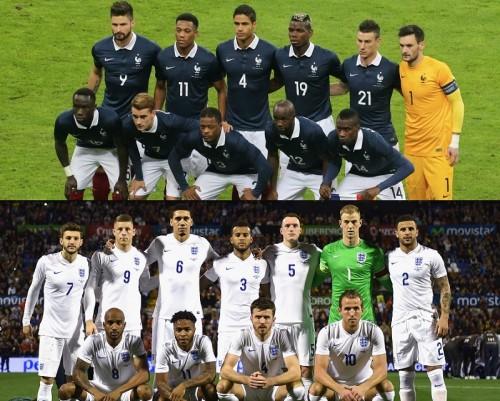 イングランド対フランスの開催が決定…FA「連帯と敬意を示す機会」