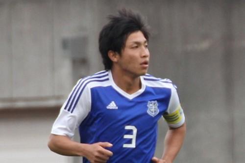 関西学院大DF井筒陸也、徳島に加入内定「徳島の方々の心を動かせるような選手に」