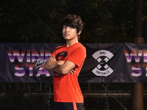 Fリーガー目指す武藤大樹が『WINNER STAYS』MIPに選出…「ファイナルでも負けない」