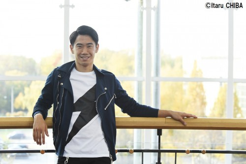【独占インタビュー】香川真司が語る海外組との関係「清武と一緒にプレーすれば、より活きる」