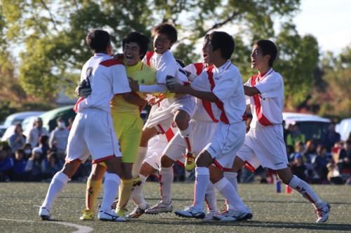 『伝統の赤ダスキ』刈谷が快進撃…優勝候補の東海学園を撃破し、17年ぶりの選手権へ一歩前進