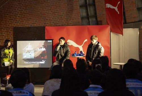 川崎の小林&谷口がトークショーに登場…天皇杯へ意気込み「優勝目指す」