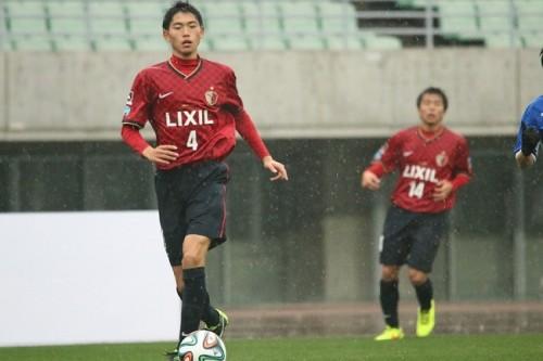 鹿島ユースがアジアの頂点へ王手…DF町田浩樹らの得点で3発快勝/ACT決勝第1戦