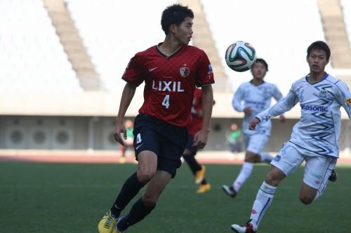 鹿島ユースが敵地で引き分け、アジア・チャンピオンズ・トロフィー Uー18を初制覇