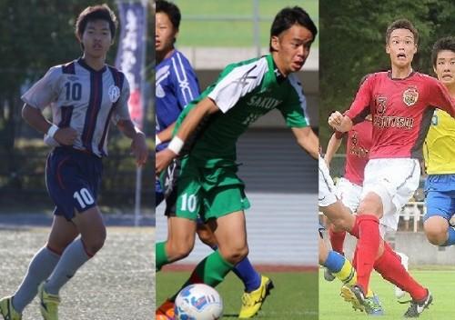 光崎伸、伊藤涼太郎、大南拓磨…予選で姿を消したJ加入内定選手