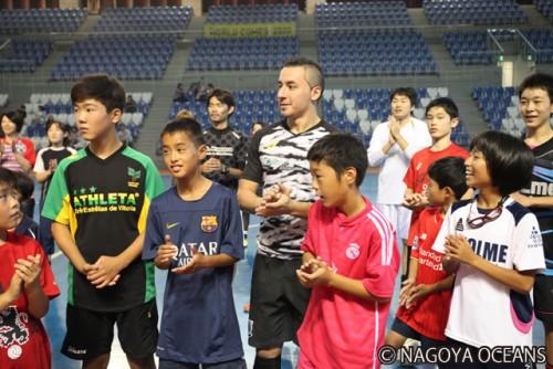 Fリーグ現役選手とJFA「j-futsal」の共同クリニック、仙台・浜松・湘南で開催