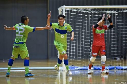 湘南・小野、強い選手との対戦は「ワクワクして楽しい」