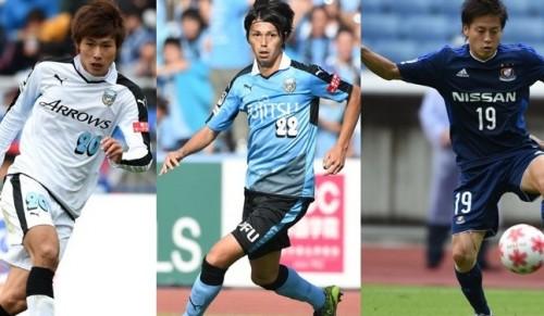 筑波大から加入の車屋、中野が川崎Fで躍動、仲川輝人は2試合の出場…2015J1大卒ルーキー