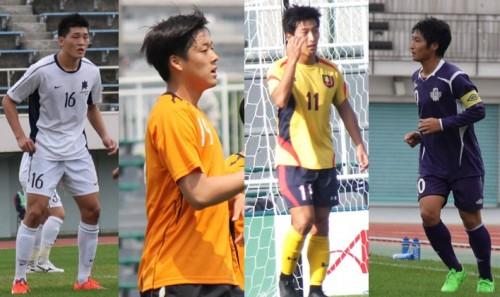 国士舘大の松本孝平が17ゴールで首位独走、2位には名古屋加入内定の和泉竜司ら3選手/関東大学リーグ1部得点ランキング