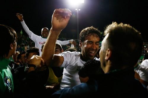 現役最後の試合に優勝&アシストで華を添えたラウール「嬉しいし、悲しい」