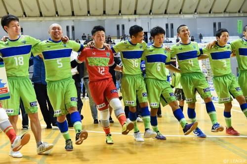 粘りを見せた神戸がすみだを下す 湘南はホーム最終戦で名古屋に勝利/Fリーグ第28節