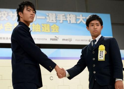 初の全国優勝へ、桐光学園の小川航基「相手に何もやらせない」