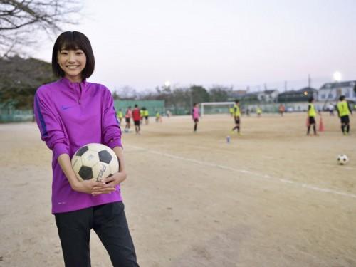 武田玲奈さんが八千代高校の1日マネージャーに就任!「みんな元気でパワーをもらいました」