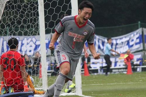 長崎、流経大DF田上大地の加入内定を発表「愛される選手になりたい」