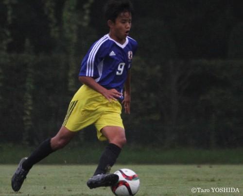 【U-15年代注目選手Vol.4】メッシ2世と称される絶対的エース…FC東京U-15むさしFW久保建英