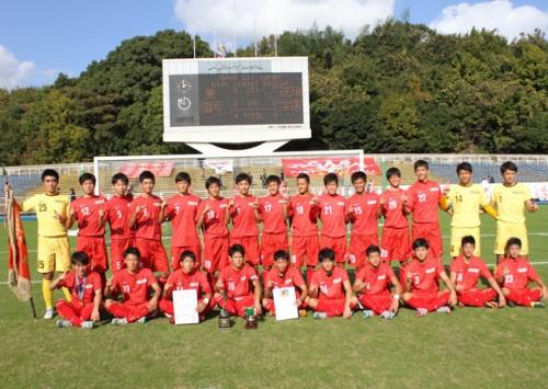 第94回全国高校サッカー選手権 1回戦全試合プレビュー【遠野 vs 東福岡】