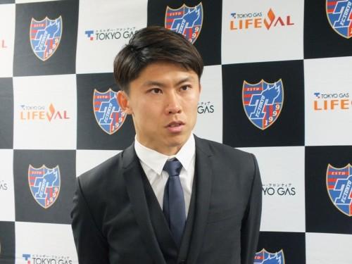 28歳で海外初挑戦…FC東京DF太田「Jでやってきたことが認められた」