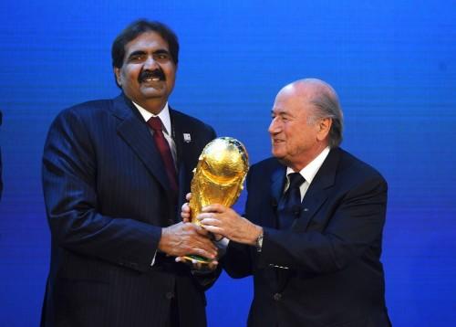 カタール、W杯招致に費やした金額は200億円超…元FA会長が明かす