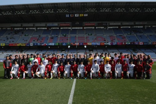 NEXT GENERATION MATCHが開催…U-18Jリーグ選抜と日本高校サッカー選抜が激突