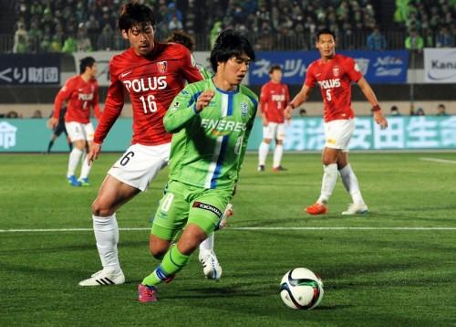 湘南、浦和から期限付き移籍中のMF山田と契約延長「来季こそ貢献したい」