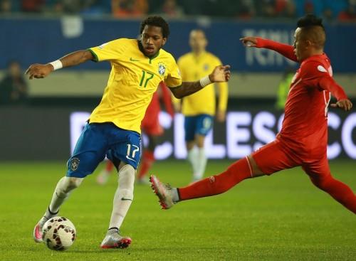 ブラジル代表MFフレッジ、ドーピング違反で1年間の出場停止処分