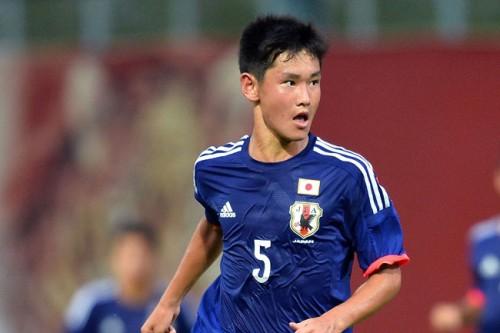 U-15日本代表候補MF平川怜「全員が走りきって、激しい試合を勝つことができて良かった」