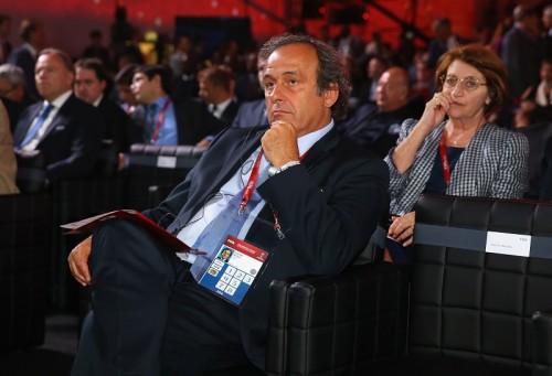 8年間職務停止のプラティニ氏、FIFAを批判「2011年から寝てたのか?」