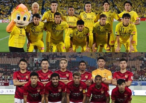 AFCクラブランキング、1位はアジア王者の広州…日本最高位は柏