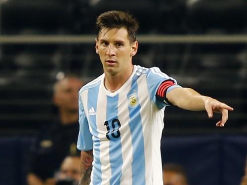 メッシ、アルゼンチン代表での評価に不満「批判にイライラするよ」