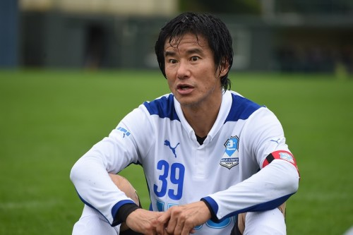 沼津、48歳FW中山雅史と契約更新…来季はJFLデビューを目指す
