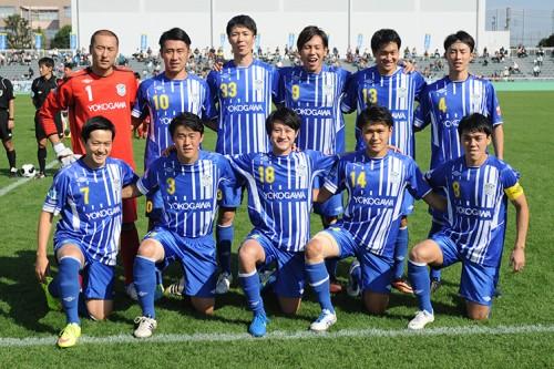 Jリーグ入りを目指す横河武蔵野FCが新チーム名を発表