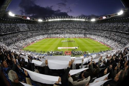レアル、バルサ戦大敗後のホーム観客数が減少…占有率73%の試合も