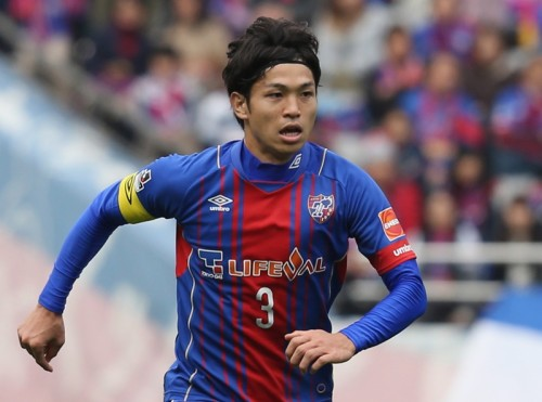 FC東京、日本代表DF森重真人ら5選手と2016年の契約を更新