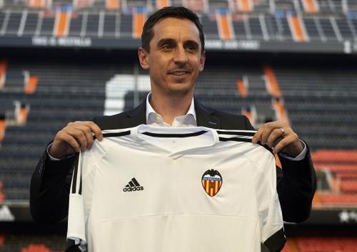 バレンシア新監督就任のG・ネヴィル氏「自分への疑いを払拭したい」