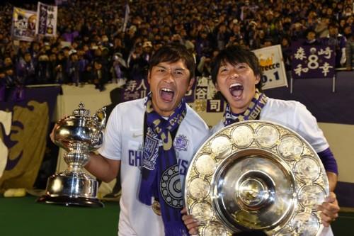 2年ぶりにJ1制覇を果たした佐藤…CS決勝は「重圧でしかなかった」