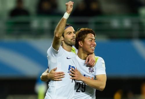 広島がクラブW杯4強進出…浅野弾など3ゴールでアフリカ王者を一蹴