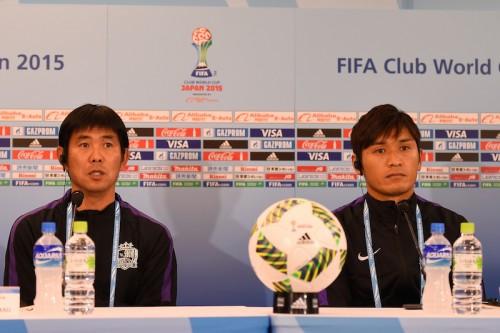 決勝目指す広島MF青山、敵将の警戒も「僕を止めてもチームは止まらない」