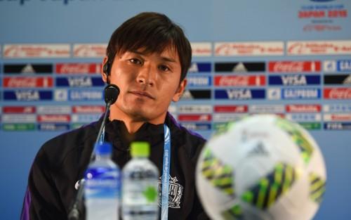 勝利で大会を終えたい広島MF青山「最後にもう一つレベルを上げたい」
