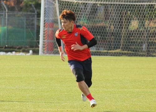 FC東京への置き土産を約束する太田宏介「元旦にカップを掲げたい」